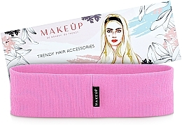 "Fragrances, Perfumes, Cosmetics Headband, pink ""Be Beauty"" - MakeUp"