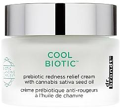 Fragrances, Perfumes, Cosmetics Refreshing & Soothing Prebiotic Face Cream - Dr. Brandt Cool Biotic Prebiotic Redness Relief Cream