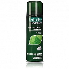 Fragrances, Perfumes, Cosmetics Shaving Foam - Palmolive Shaving Foam Menthol