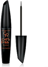 Fragrances, Perfumes, Cosmetics Eyeliner - Golden Rose Cat's Eyes Eyeliner