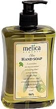 Fragrances, Perfumes, Cosmetics Liquid Olive Soap - Melica Organic Olive Liquid Soap