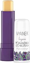 Fragrances, Perfumes, Cosmetics Soothing Sesame Oil Lip Balm - Vianek Lip Balm