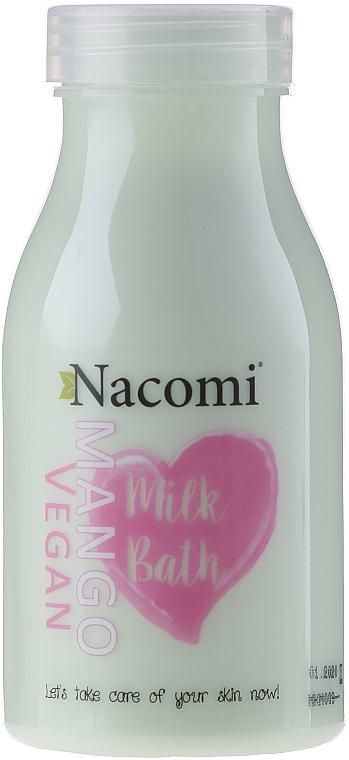 """Bath Milk """"Mango"""" - Nacomi Milk Bath Mango"""