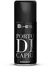 Fragrances, Perfumes, Cosmetics Deodorant-Spray - Bi-es Porto Di Capri