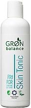 Fragrances, Perfumes, Cosmetics Face Tonic - Gron Balance Skin Tonic