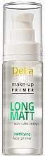 Fragrances, Perfumes, Cosmetics Primer - Delia Cosmetics Long Matt Make Up Primer
