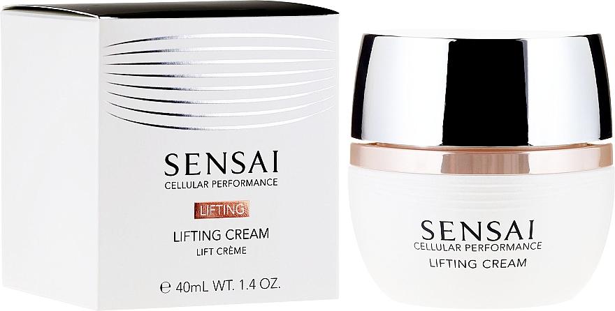 Lifting Face Cream - Kanebo Sensai Cellular Performance Lifting Cream — photo N1