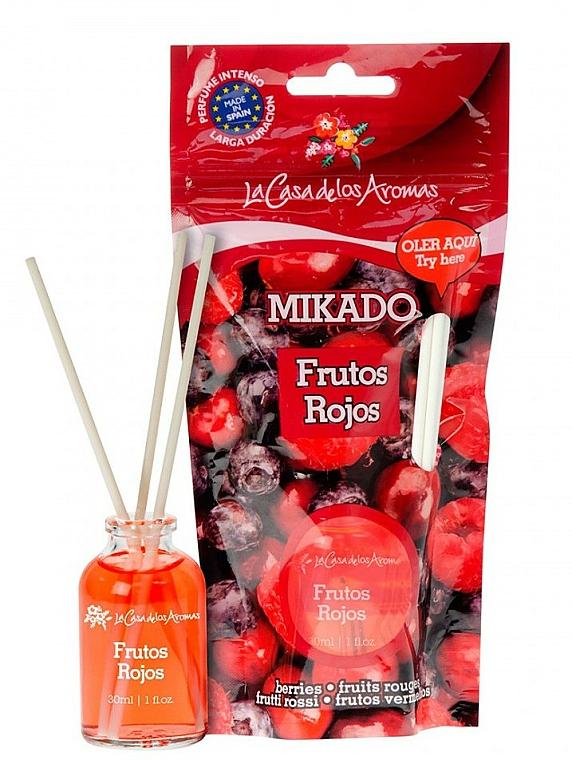 """Reed Diffuser """"Forest Fruits"""" - La Casa de Los Aromas Mikado Reed Diffuser"""