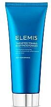 Fragrances, Perfumes, Cosmetics Anti-Cellulite Body Cream - Elemis Targeted Toning Body Moisturiser