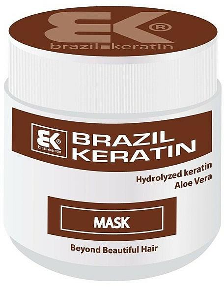 Chocolate Mask for Damaged Hair - Brazil Keratin Chocolate Mask — photo N1