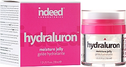 Fragrances, Perfumes, Cosmetics Hydrating Jelly - Indeed Labs Hydraluron Moisture Jelly