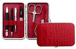 Fragrances, Perfumes, Cosmetics Nail Manicure Set - DuKaS Premium Line PL 126CVK