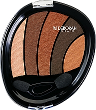 Fragrances, Perfumes, Cosmetics Eyeshadow - Deborah Perfect Smokey Eye Palette