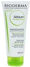 Fragrances, Perfumes, Cosmetics Micro-Sphears Gel Scrub - Bioderma Sebium Exfoliating Purifying Gel