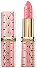 Fragrances, Perfumes, Cosmetics Lipstick - L'Oreal Paris Color Riche Valentine´s Day Limited Edition