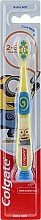 Fragrances, Perfumes, Cosmetics Kids Toothbrush, 2-6 yrs, yellow-dark blue, minions - Colgate Smiles Kids Extra Soft