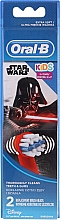 Fragrances, Perfumes, Cosmetics Replacement Heads for Electric Toothbrush, Darth Vader - Oral-B Star Wars