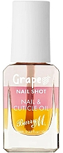 Fragrances, Perfumes, Cosmetics Grape Cuticle Oil - Barry M Nail Shot Grape