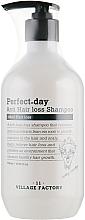 Fragrances, Perfumes, Cosmetics Hair Shampoo - Village 11 Factory Perfect-day Anti Hair Loss