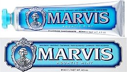"Fragrances, Perfumes, Cosmetics Toothpaste Xylitol ""Marine Mint"" - Marvis Aquatic Mint + Xylitol"