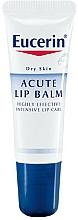 Fragrances, Perfumes, Cosmetics Lip Balm - Eucerin Acute Lip Balm