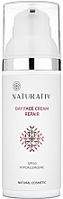 Fragrances, Perfumes, Cosmetics Day Cream for Face - Naturativ Day Face Cream Repair SPF 10