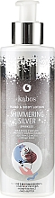 Fragrances, Perfumes, Cosmetics Body and Hand Lotion - Kabos Shimmering Silver Hand & Body Lotion