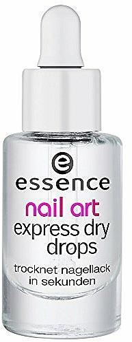Express Dry Drops - Essence Circus Circus Nail Art Express Dry Drops