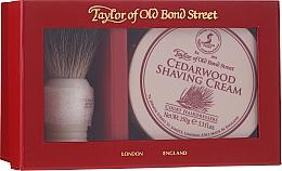 Fragrances, Perfumes, Cosmetics Set - Taylor of Old Bond Street Cedarwood (sh/brash + sh/cream/150g)