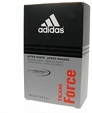 Fragrances, Perfumes, Cosmetics Adidas Team Force After Shave Revitalising - After Shave Lotion