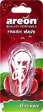 Fragrances, Perfumes, Cosmetics Car Air Freshener - Areon Fresh Wave Cherry