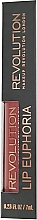 Fragrances, Perfumes, Cosmetics Liquid Lipstick - Makeup Revolution Lip Euphoria