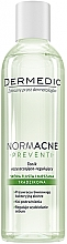 Fragrances, Perfumes, Cosmetics Face Tonic - Dermedic NormAcne Preventi Tonic
