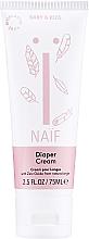 Fragrances, Perfumes, Cosmetics Diaper Cream - Naif Baby Diaper Cream