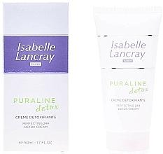 Fragrances, Perfumes, Cosmetics Face Cream - Isabelle Lancray Puraline Detox Cream