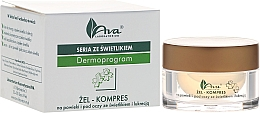 Fragrances, Perfumes, Cosmetics Eye Gel Compress - Ava Laboratorium Dermoprogram Gel-Compress On The Eyelids And Under The Eyes