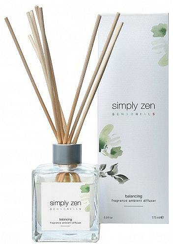 Reed Diffuser - Z. One Concept Simply Zen Balancing Fragrance Ambient Diffuser — photo N1