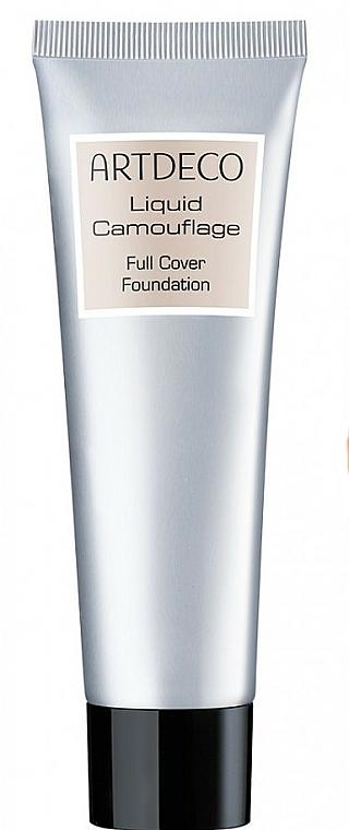 Liquid Camouflage Foundation - Artdeco Liquid Camouflage Full Cover Foundation