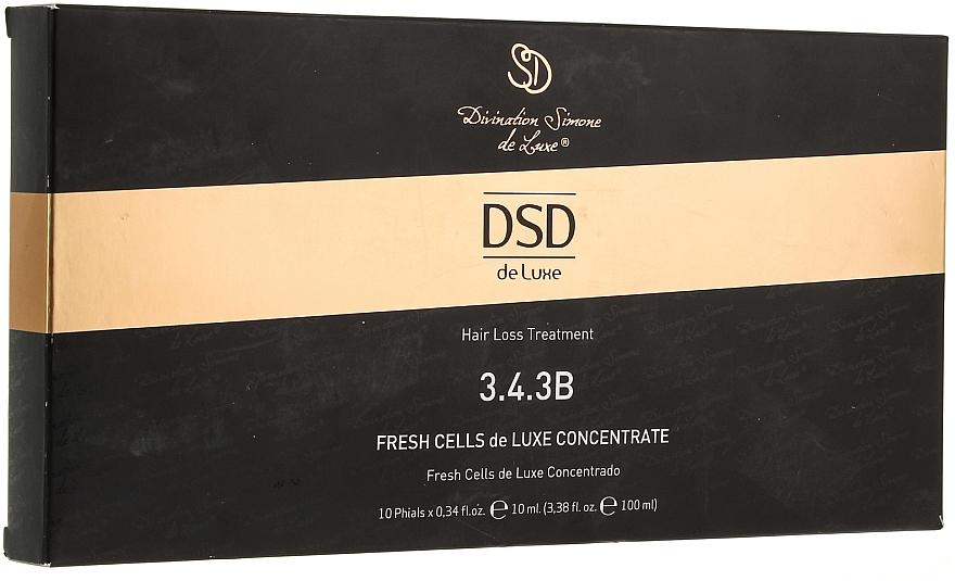 Dixidox de Luxe Fresh Concentrate #3.4.3B - Divination Simone De Luxe Fresh Cells De Luxewondercell Concentrate — photo N1