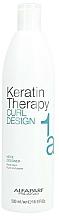 Fragrances, Perfumes, Cosmetics Hair Fluid - Alfaparf Keratin Therapy Curl Design Permanent Curling Fluid