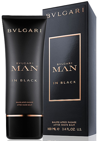 Bvlgari Man In Black - After Shave Balm