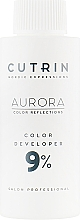 Fragrances, Perfumes, Cosmetics Developer 9% - Cutrin Aurora Color Developer
