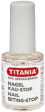 Fragrances, Perfumes, Cosmetics Biting-Stop Nail Polish - Titania Nail Biting-Stop