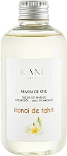 "Fragrances, Perfumes, Cosmetics Massage Oil ""Monoi de Tahiti"" - Kanu Nature Monoi de Tahiti Massage Oil"