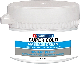 Fragrances, Perfumes, Cosmetics Super Cold Massage Body Cream - Pasmedic Super Cold Massage Cream