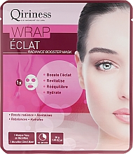 Fragrances, Perfumes, Cosmetics Intensive Regenerating and Revitalizing Sheet Mask - Qiriness Eclat Radiance Booster Mask