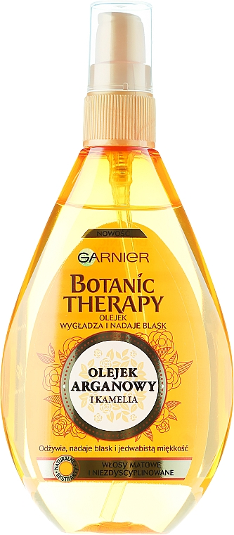 Hair Oil - Garnier Botanic Therapy Argan Oil & Camellia