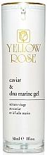 Fragrances, Perfumes, Cosmetics Caviar & Marine DNA Gel - Yellow Rose Caviar & Marine DNA Gel
