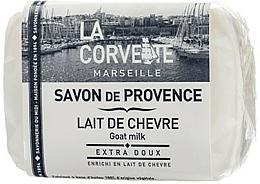 "Fragrances, Perfumes, Cosmetics Provencal Soap ""Goat Milk"" - La Corvette Provence Soap Goat Milk"
