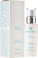 Fragrances, Perfumes, Cosmetics Face Essence - Oriflame NovAge Bright Sublime